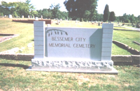 Bessemer City  Memorial Cemetery