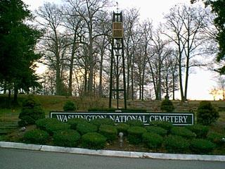 Washington National Cemetery