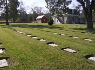 Yorktown National Cemetery