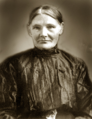 Johanna Lovisa <i>Ridderbjelke</i> Johanson