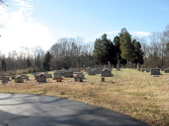 Coles Campground Cemetery