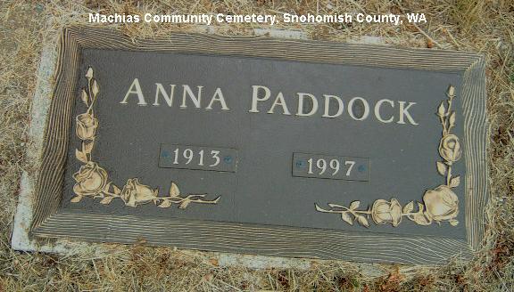 Anna <i>Kohler</i> Paddock