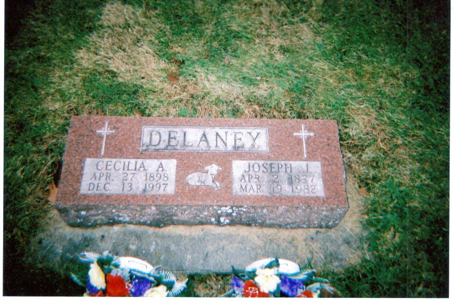 Cecilia Ann <i>Conway</i> Delaney