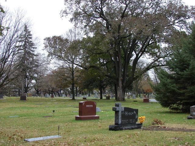 Ames Municipal Cemetery