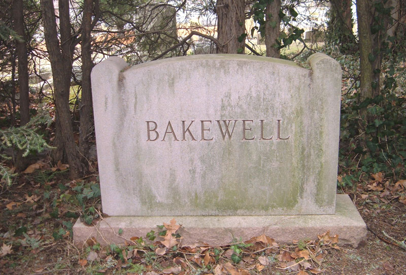 Charles Montague Bakewell