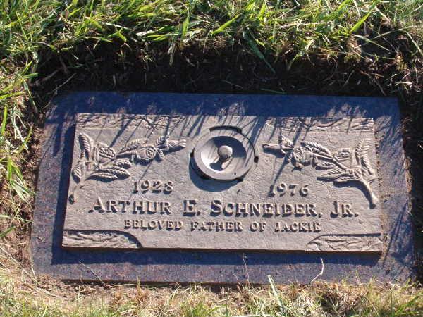 Arthur Elmer Valkema/Schneider, Jr