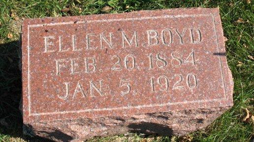 Ellen M Boyd
