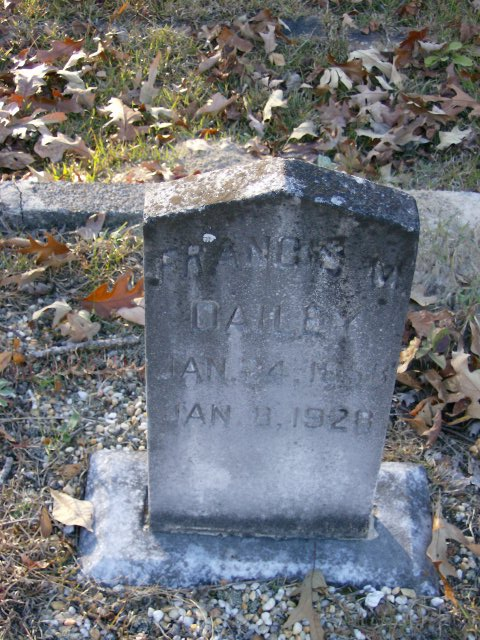 Francis M. Dailey