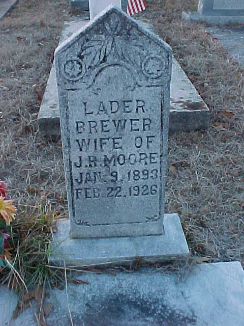 Lader Darian <i>Brewer</i> Moore