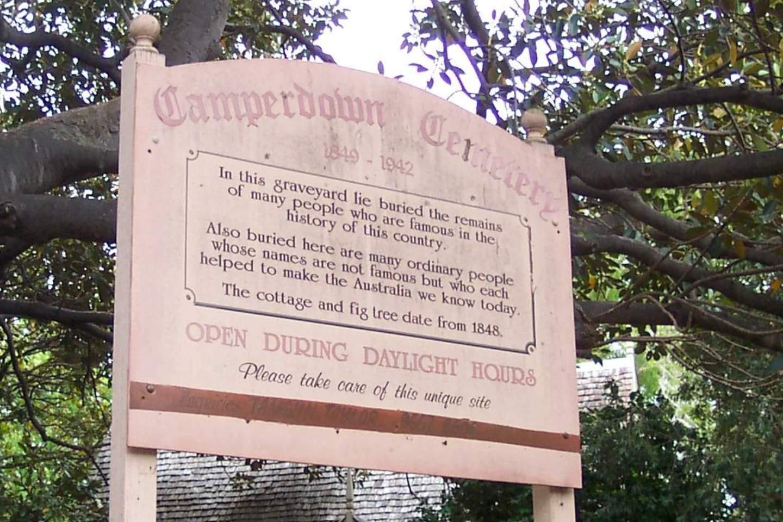 Camperdown Cemetery
