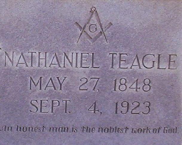 Nathaniel Lee Teagle
