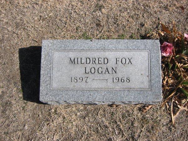 Mildred <i>Fox</i> Logan