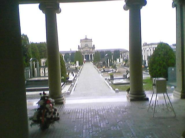 Romano Cemetery