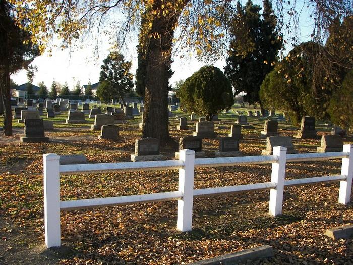 Wood Colony Cemetery