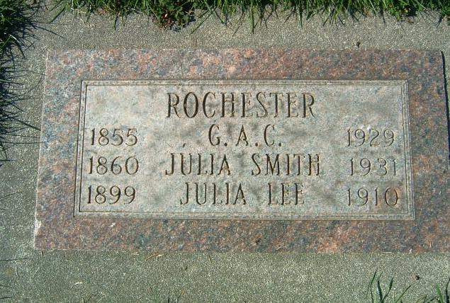 George A. C. Rochester