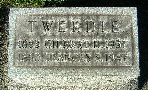 Gilbert H Tweedie