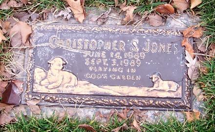 Christopher Shane Jones