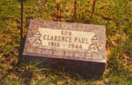 Clarence Paul Bright