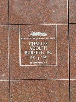Charles Adolph Burseth, Jr