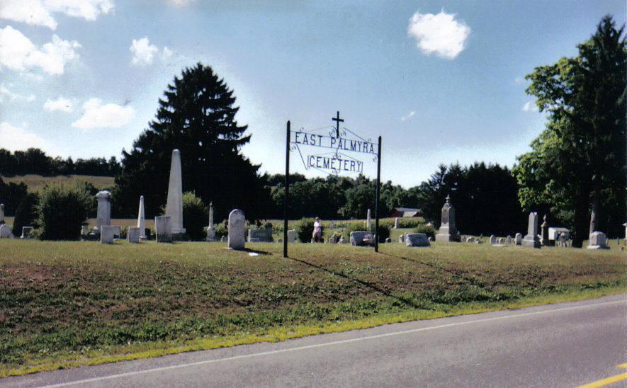 East Palmyra Cemetery