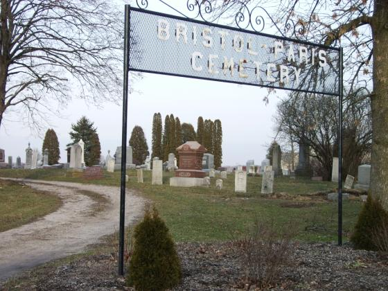 Bristol-Paris Cemetery
