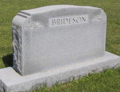 Mrs Mary GERTRUDE <i>Kinnick</i> Brideson