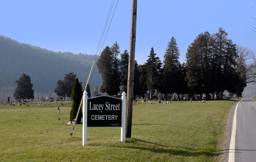 Lacey Street Cemetery
