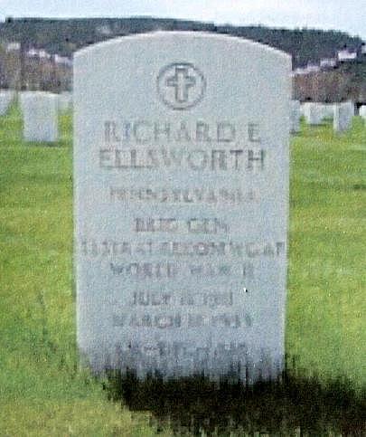 Gen Richard Elmer Ellsworth