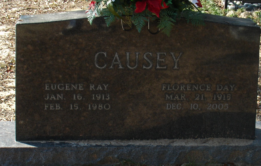 Florence <i>Day</i> Causey