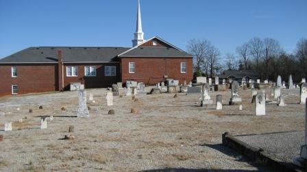 Little River Baptist Church Cemetery