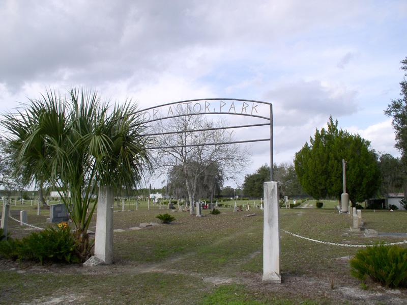 Astor Park Cemetery