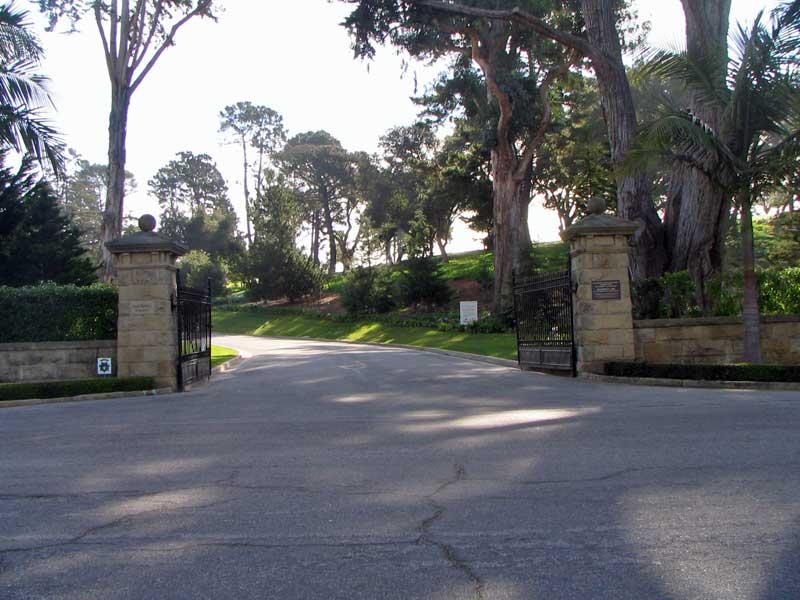 Santa Barbara Cemetery