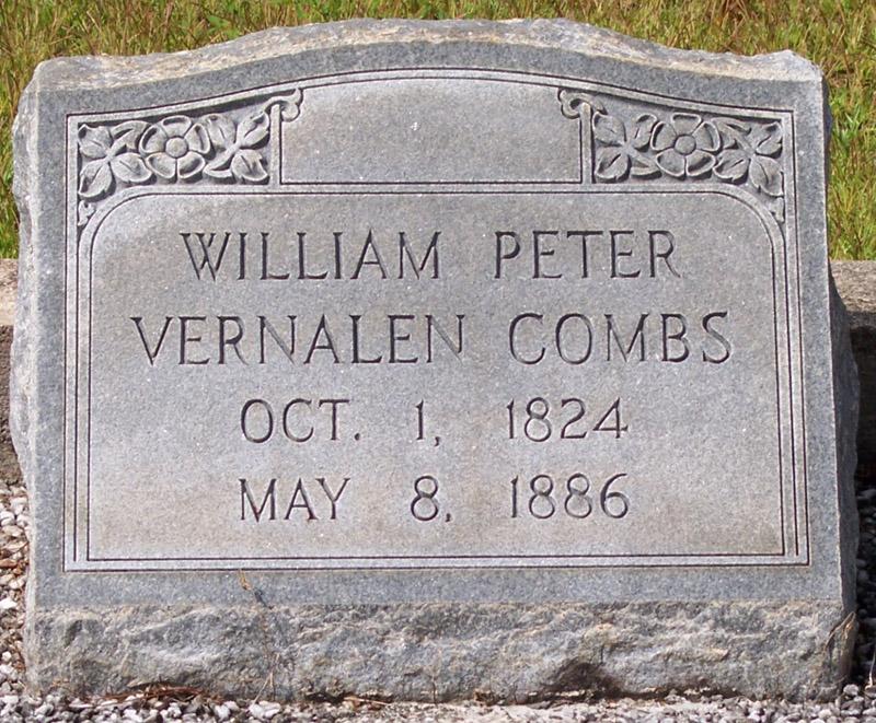 William Peter Vernalan Combs