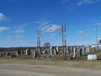 Haney Ridge Cemetery