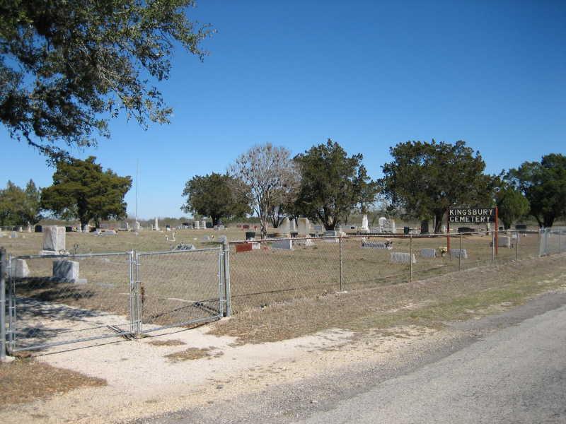 Kingsbury Cemetery