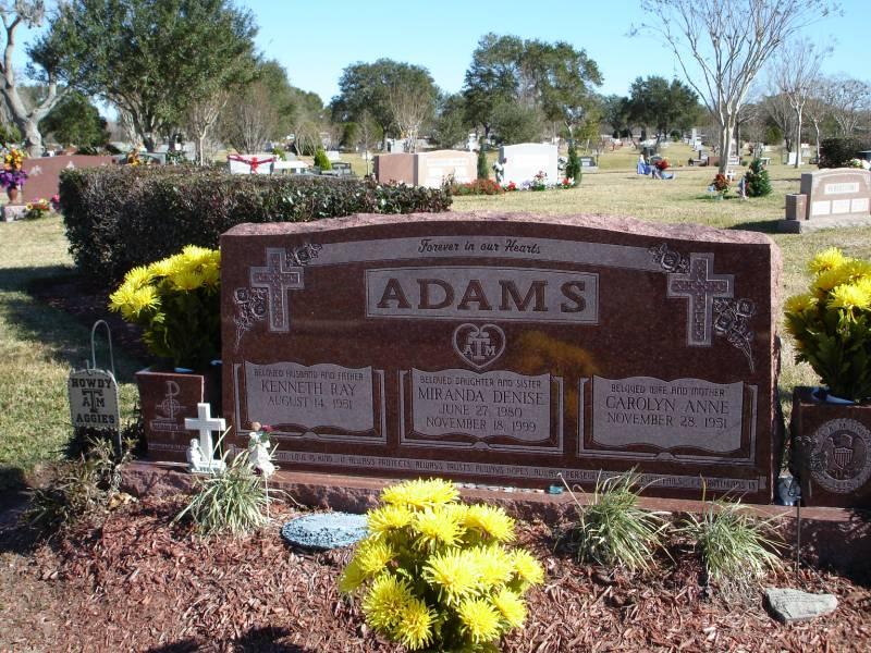 Miranda Denise Adams