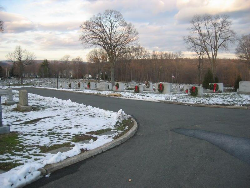 Maryrest Cemetery