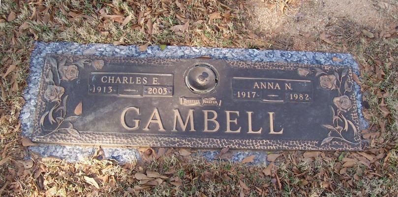 Charles E Gambell