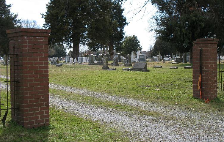 Indianola City Cemetery