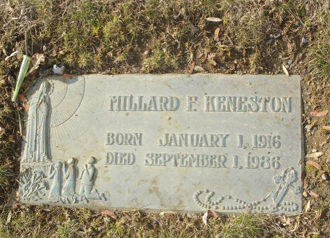 Millard F. Keneston