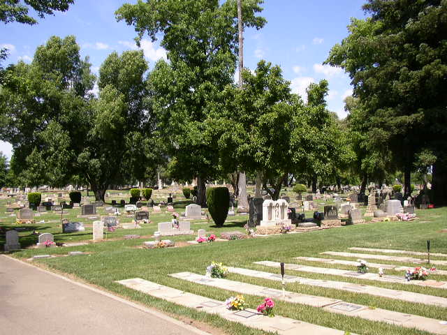 Roseville Public Cemetery District