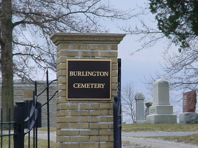 Burlington IOOF Cemetery