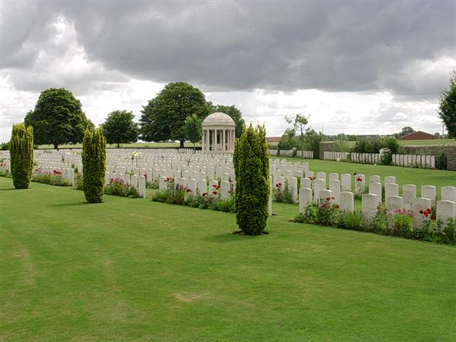 Bedford House Cemetery