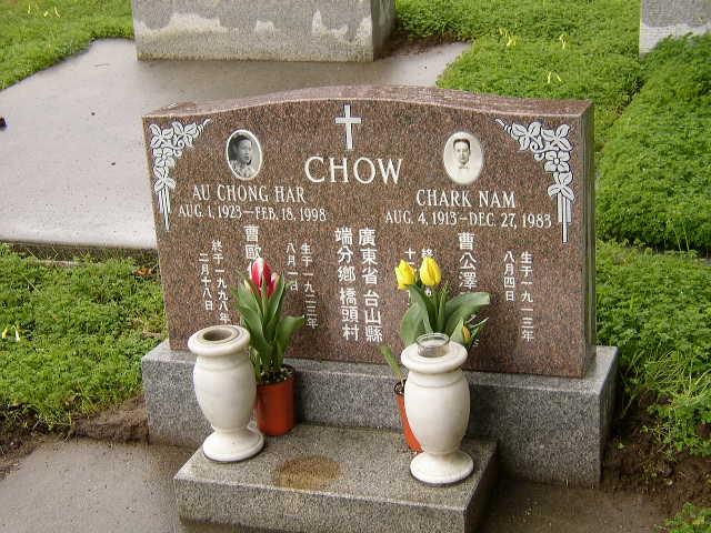 Au Chong <i>Har</i> Chow