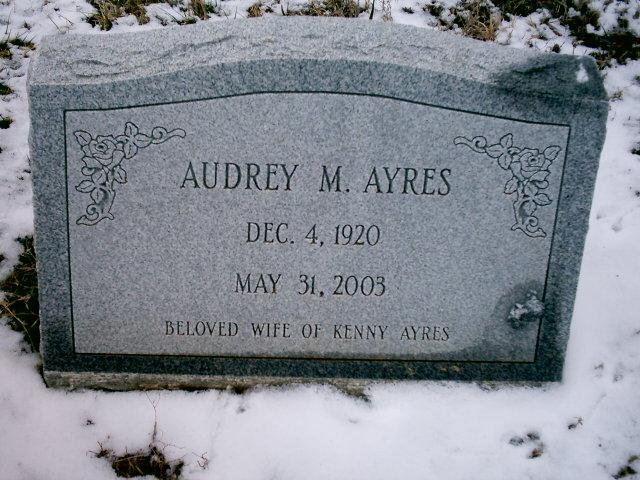 Audrey M. <i>Conway</i> Ayres