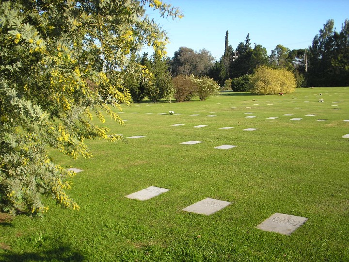 Cementerio Jardín de Paz
