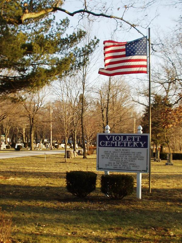 Violett Cemetery