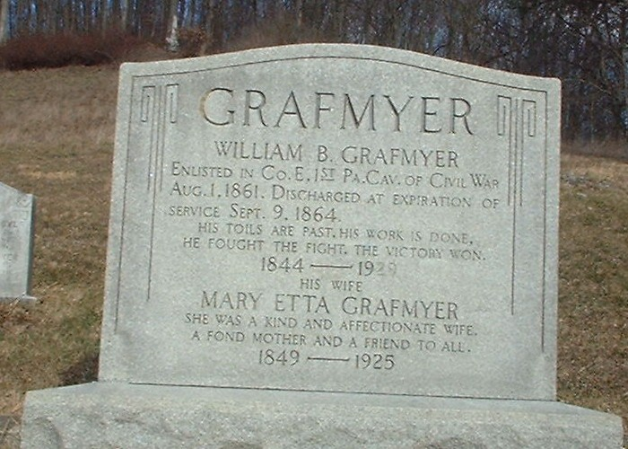 Corp William B. Grafmyer