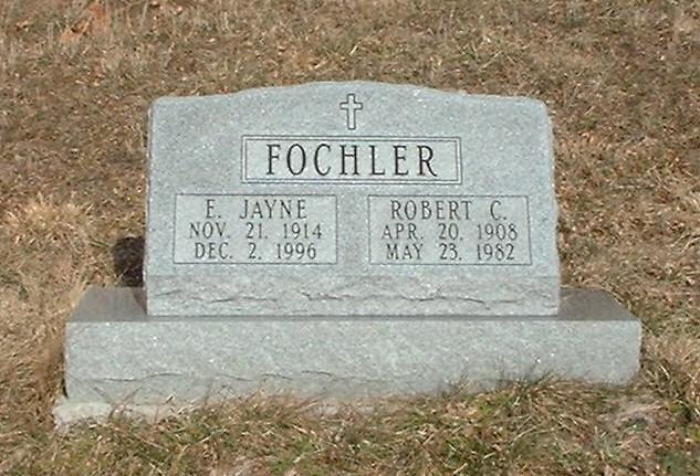 E. Jayne Fochler