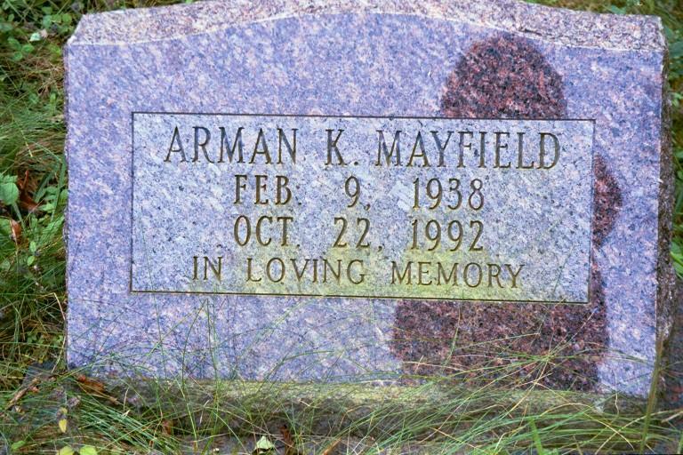 Arman K. Mayfield